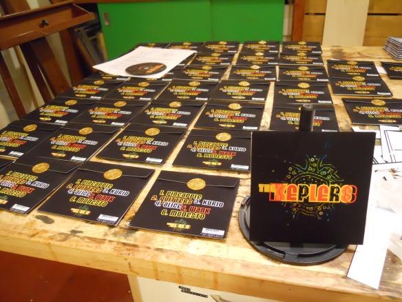keplers cds